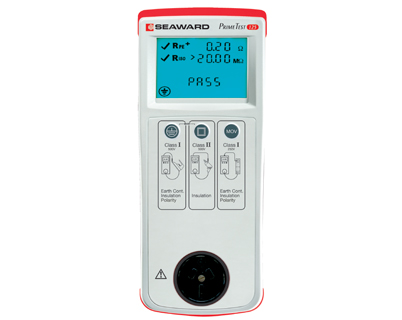 Seaward Primetest 125EL Portable Appliance Tester